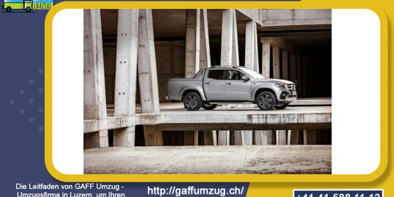 Die Leitfaden von GAFF Umzug - Umzugsfirma in Luzern, um Ihren Umzugswagen effizient auszuwählen